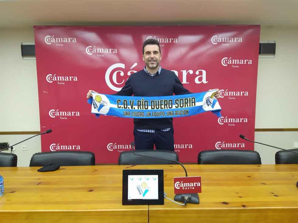 Toribio, nuevo entrenador para Río Duero