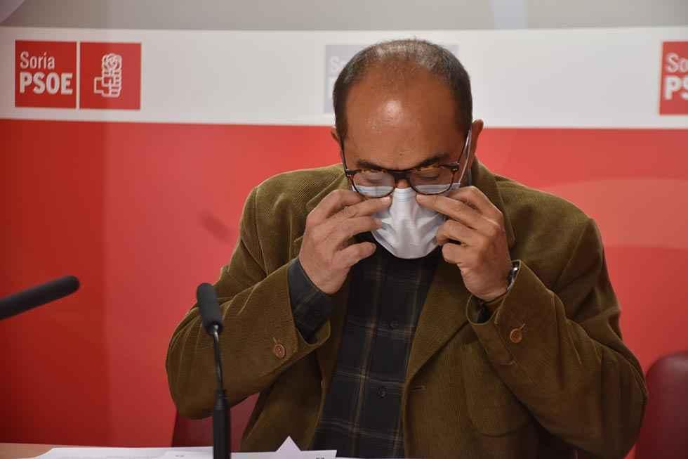 El PSOE solicita amparo de Procurador del Común
