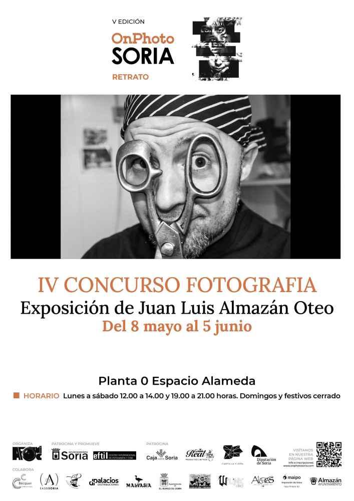 """Juan Luis Almazán muestra sus """"Emociones"""""""