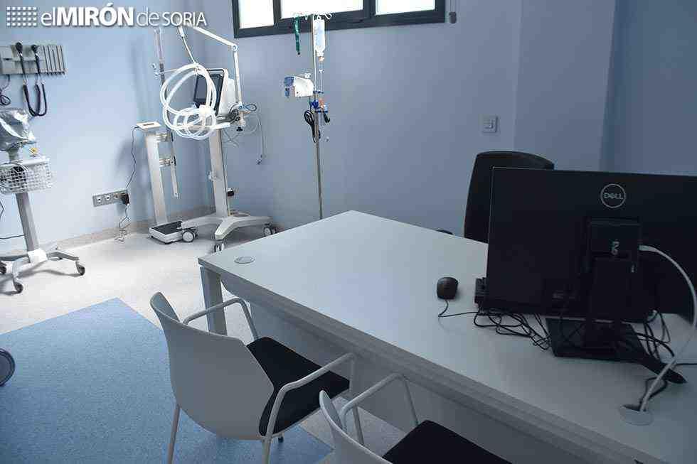 Hospital Latorre, complemento de la asistencia sanitaria