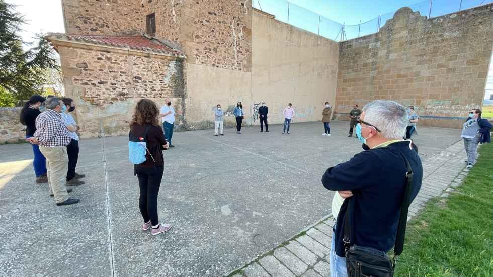 Estudio para exhumación de represaliados en Las Casas