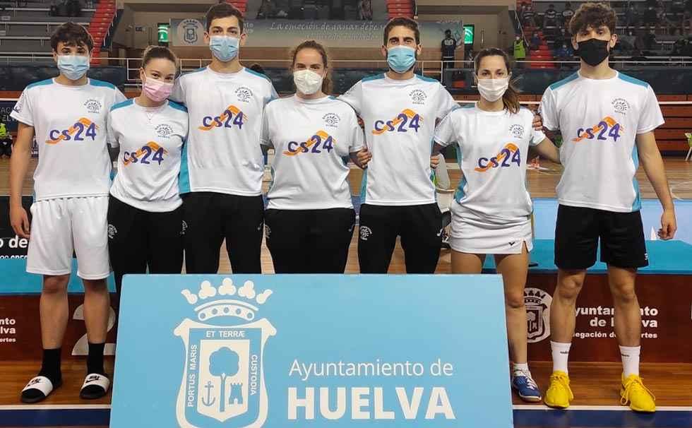 El Club Bádminton Soria desciende de Primera