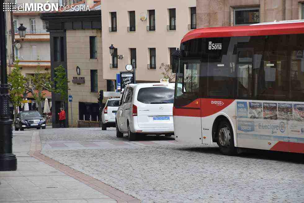 Soria, a 30 km/hora: no todo son ventajas
