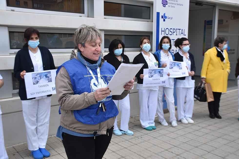Los técnicos de Enfermería reivindican su labor