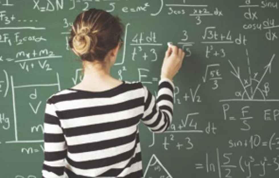 Entrega de premios de olimpiadas de Matemáticas