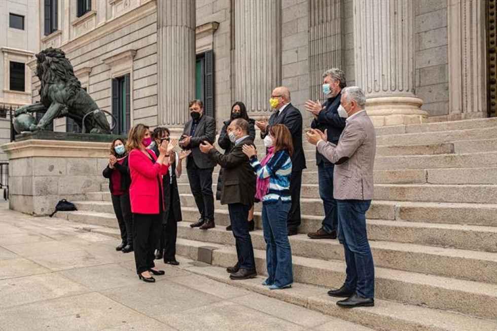 El Congreso aprueba la primera Ley de Cambio Climático