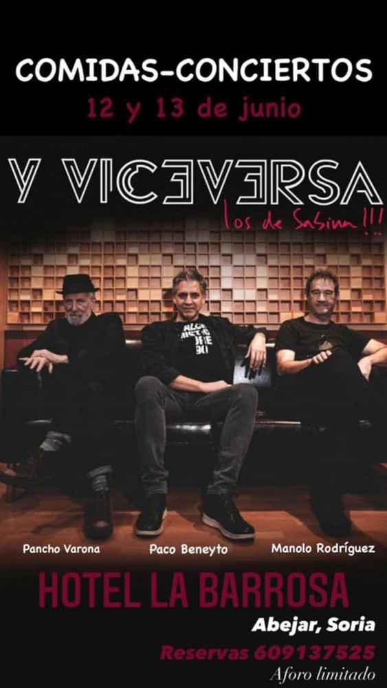 """""""Viceversa"""", en el hotel La Barrosa"""