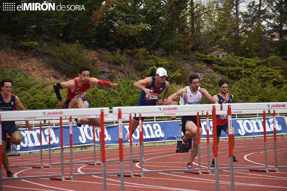Atletismo Numantino, sexto en Liga de División de Honor