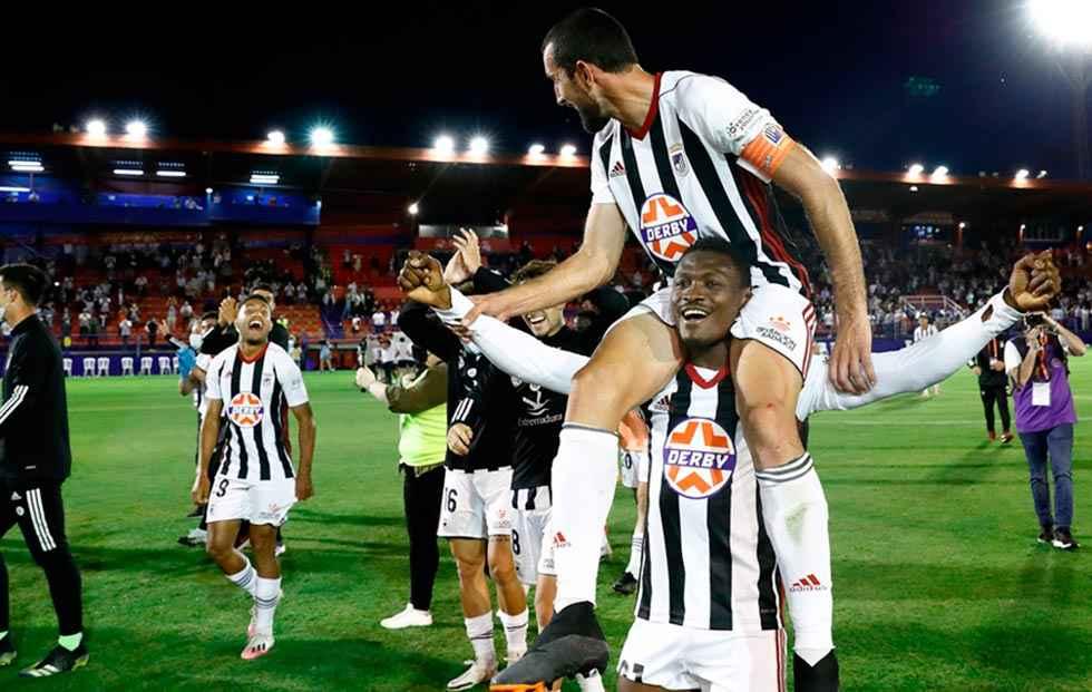 El Burgos compite por ascenso a Segunda