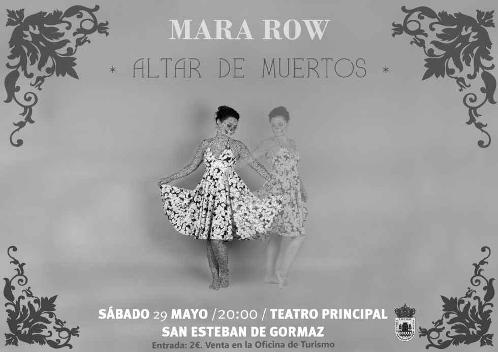 Mara Row y Rubén Romero: Altar de los Muertos