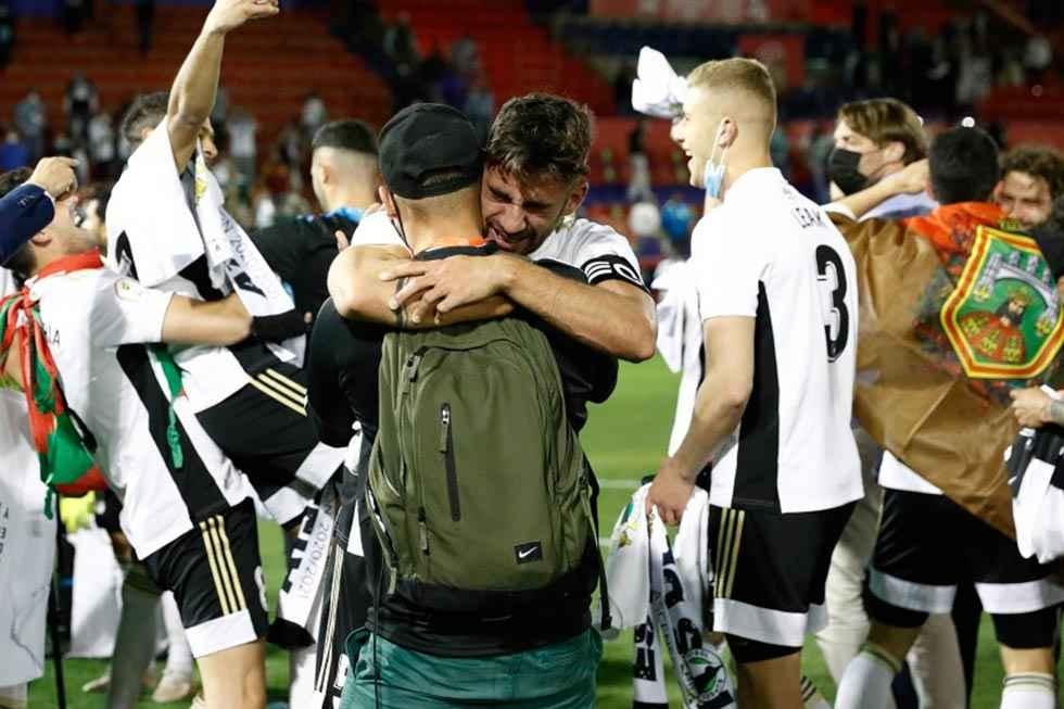El Burgos consigue el objetivo del ascenso