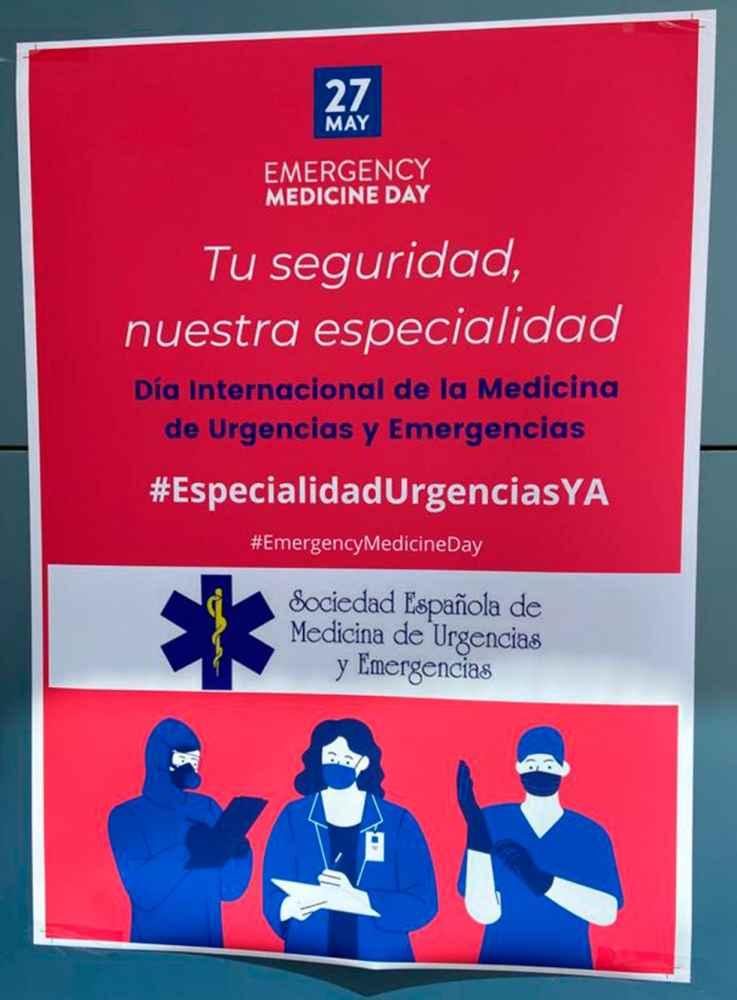 Reconocimiento a servicios de Urgencias y Emergencias