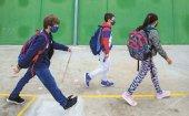IU suscribre decálogo contra segregación escolar