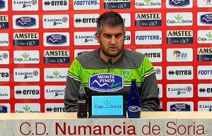 """Huerta: """"Nosotros tenemos que ganar al Depor"""""""