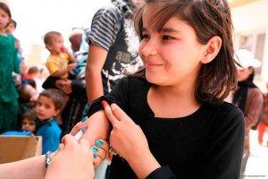 UNICEF: cinco mitos sobre las vacunas
