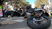 Los motoristas demandan seguridad y movilidad