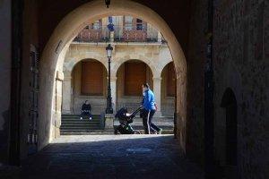 Soria: estampas urbanas - fotos