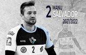 Manu Salvador, primera renovación de Río Duero