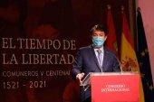 """Mañueco: """"La Constitución no debe ser objeto de almoneda política"""""""