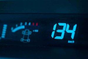 Los mayores excesos de velocidad, en vías convencionales