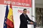 """Sánchez: """"Nuestros pueblos deben ser territorios de esperanza"""""""