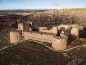 Autorizada pasarela en castillo de Berlanga