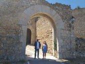 Obras de consolidación en muralla de Rello