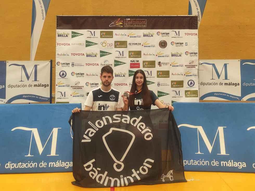 Carmen Carro, plata en Campeonato de España