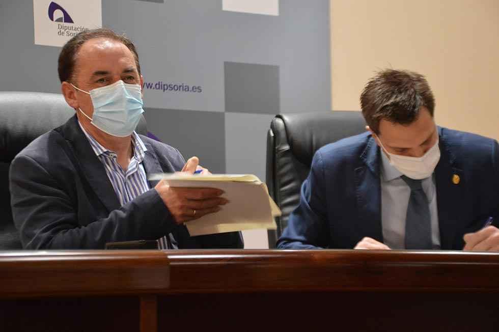 Diputación recurre a fondos europeos en proyecto de reciclaje