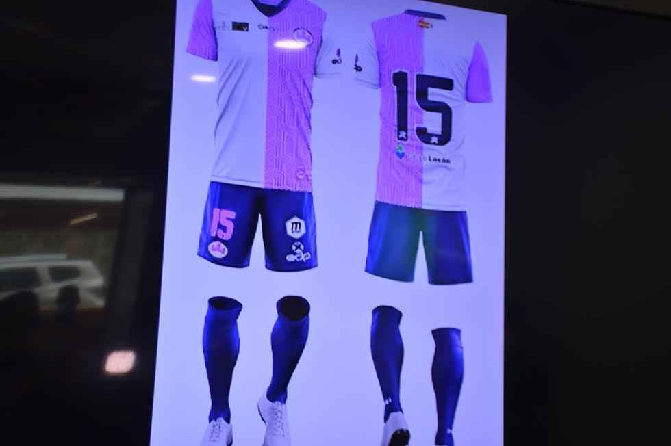 Un nuevo club de fútbol para Soria