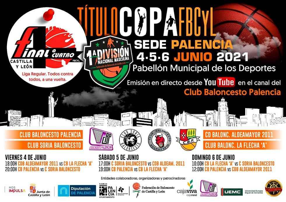 El CSB Soria disputa la final a 4 en Palencia