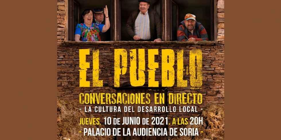 """Cita con """"El Pueblo"""" en el Palacio de la Audiencia"""