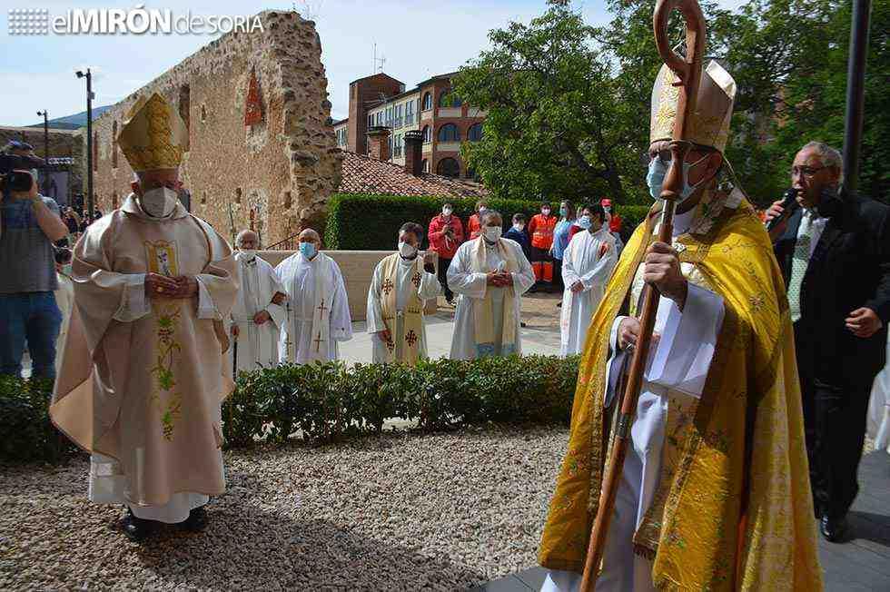 Ágreda reconoce al Patronazgo de la Virgen