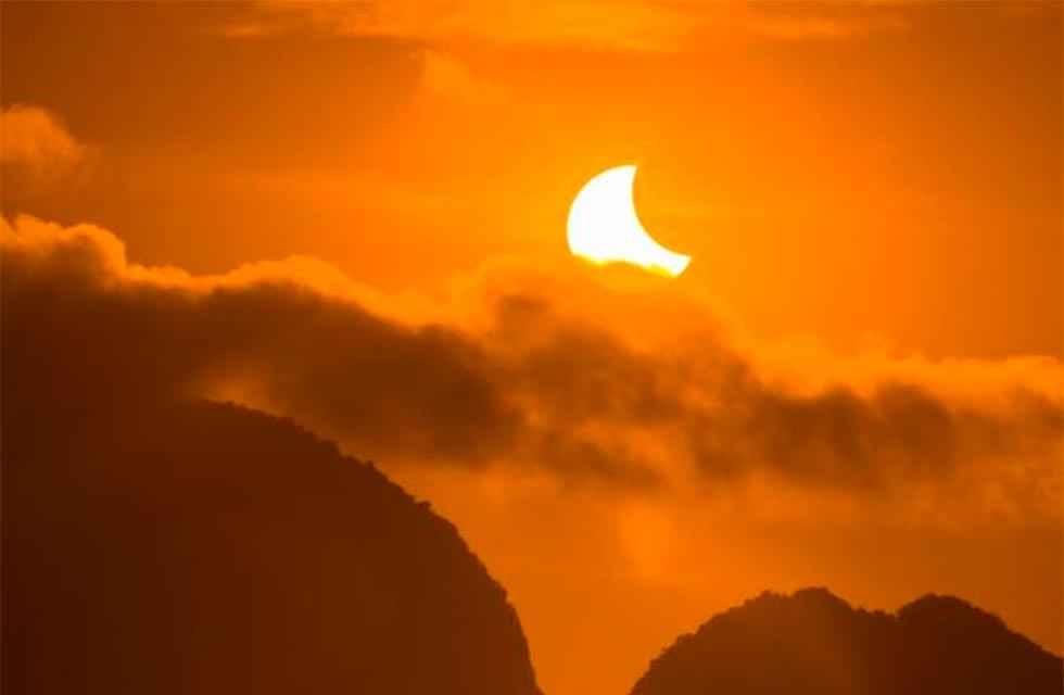 Eclipse solar: cuándo y dónde verlo desde España