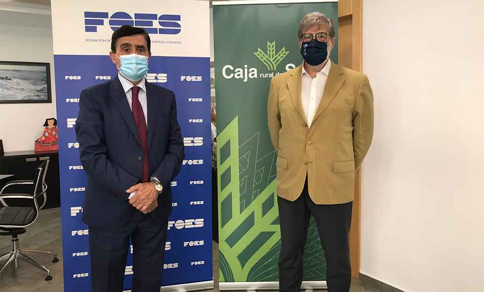 Caja Rural apoya proyecto Invest in Soria