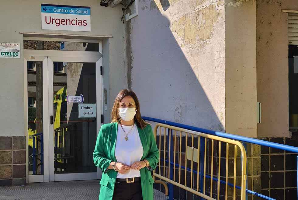 El PP propone ampliar el Centro de Salud
