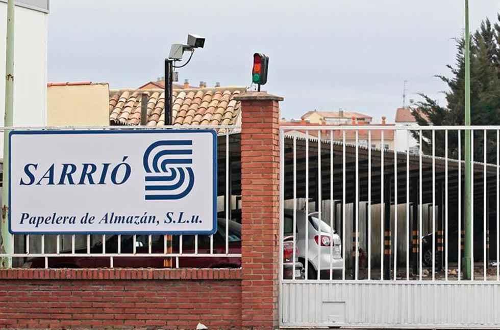 Carriedo conoce inversiones de Sarrió Papelera