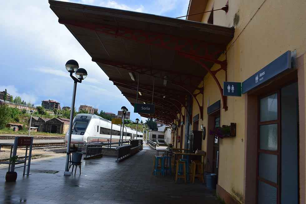 40 millones para modernizar Soria-Torralba