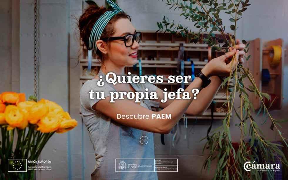 46 mujeres estudian crear empresa en Soria