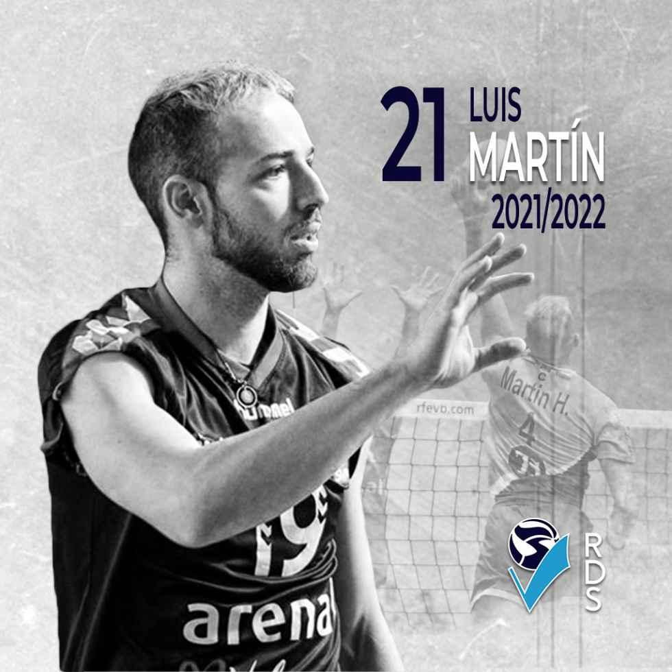 Luis Martín regresa a Río Duero