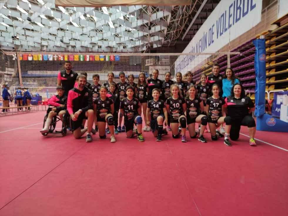 Buen sabor de boca en Campeonato de España alevín