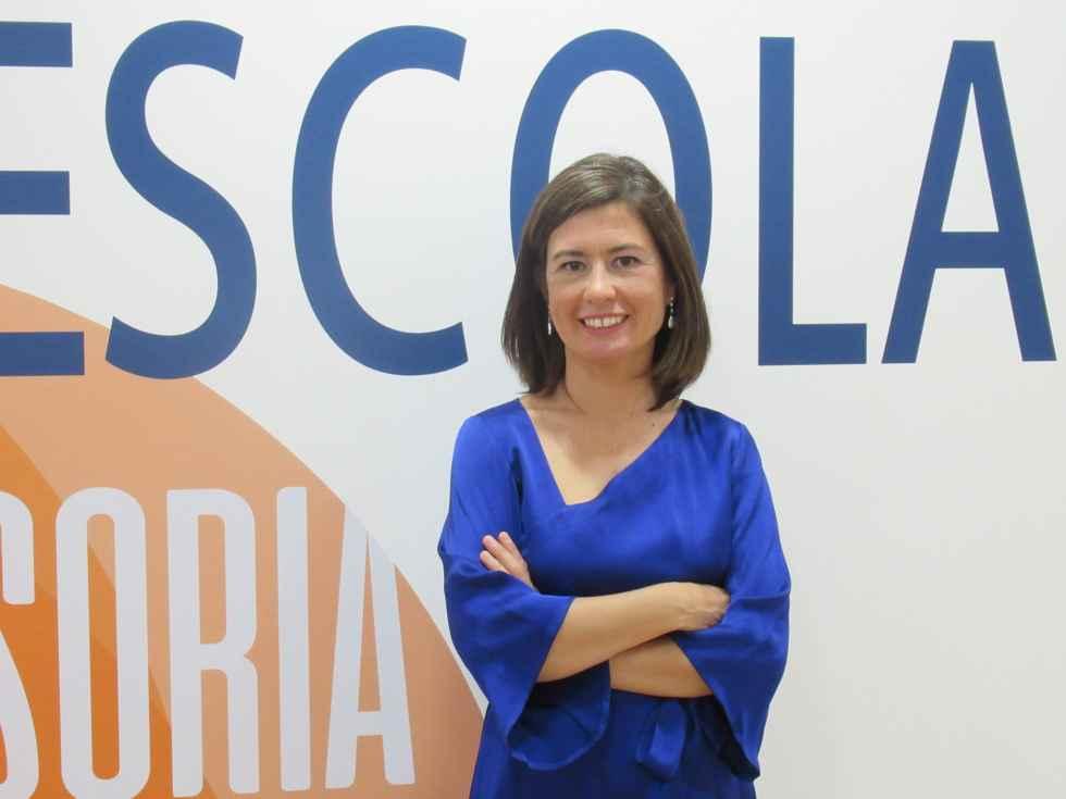 Laura Chamarro, nueva directora de Escolapios