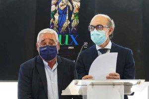 """El rey Felipe VI inaugurará """"Lux"""""""