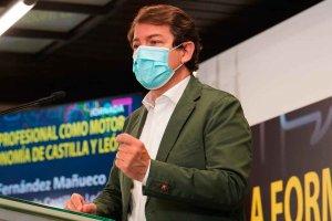 Mañueco pide un fondo Covid de reconstrucción