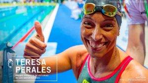 Teresa Perales, Premio Princesa de los Deportes 2021