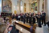 Ensayo abierto del Coro de Cámara de Madrid