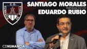 Santiago Morales, un ejecutivo ecuatoriano para el Numancia