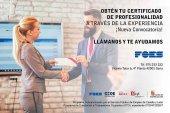 FOES asesora para certificado de competencias profesionales