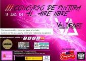 Valdelagua celebra la tercera edición de premio de pintura