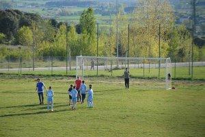 Golmayo proyecta dos campos de fútbol 7
